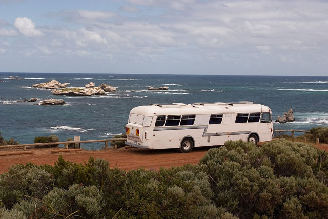 One of our favourite images from our Australian motorhome travels