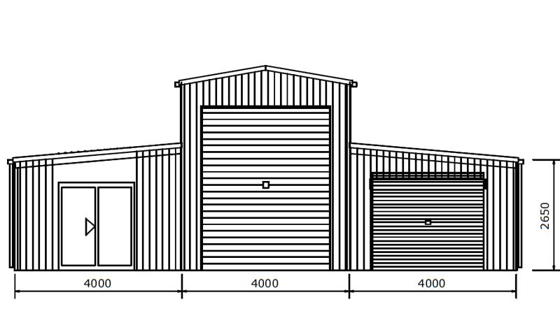 pole frame cattle shed pole frame cattle shed the canada plan service